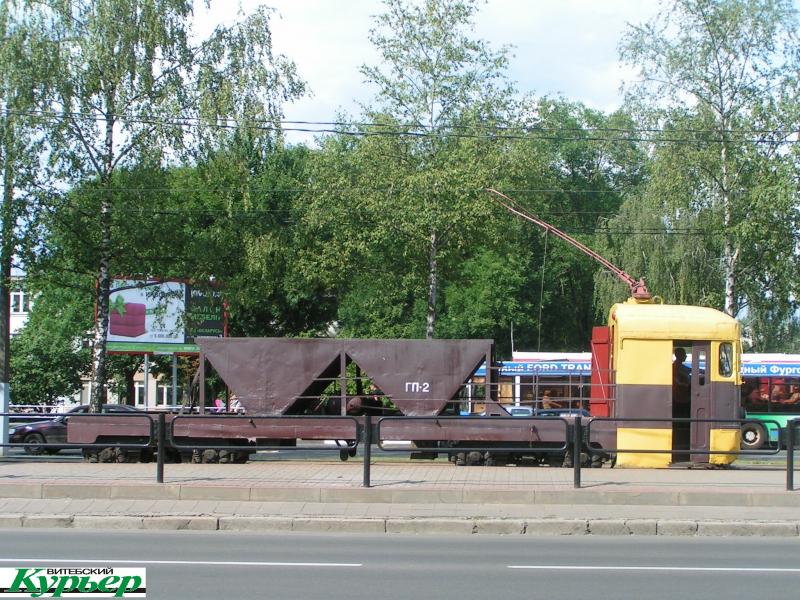 Уберут ли трамвайные рельсы с улицы Гагарина в Витебске? И откуда они там появились вообще