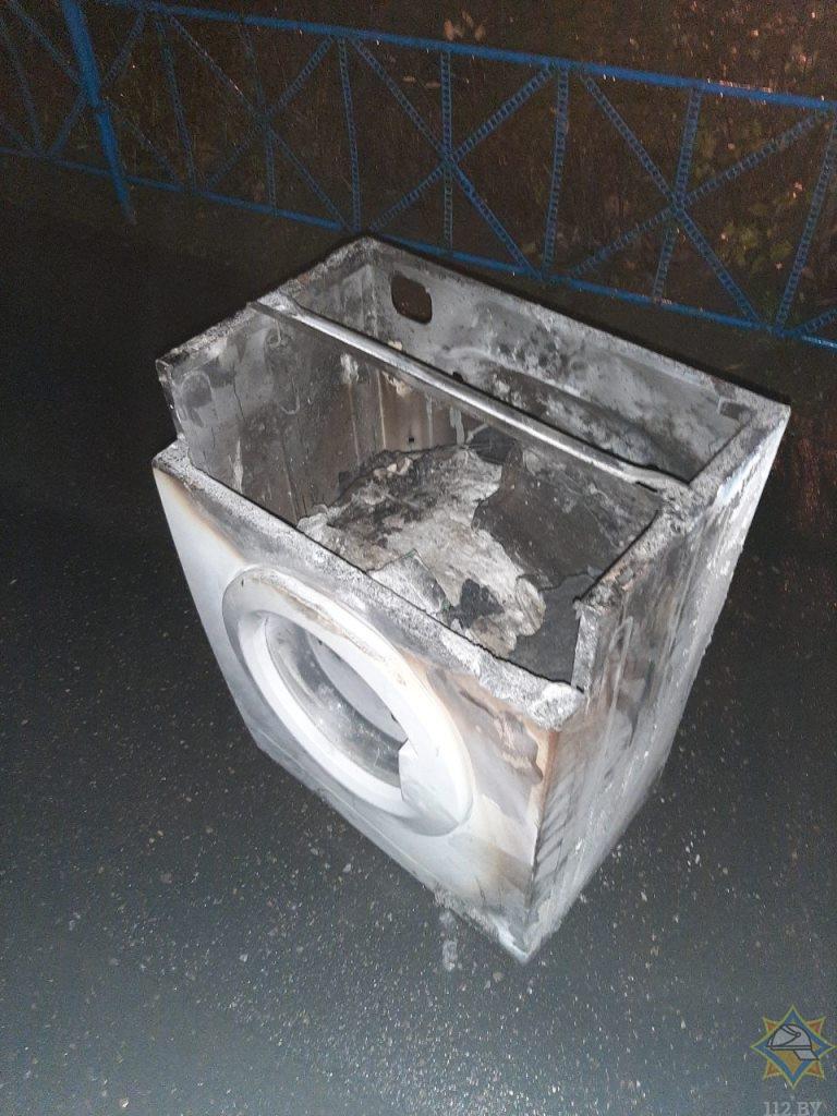 В Витебске сосед вынес женщину из горящей квартиры