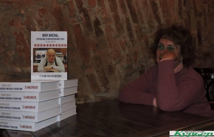 Станислав Шушкевич честно и откровенно поговорил с жителями Витебска. Про Лукашенко, Беларусь, Украину, Россию и даже ящик с гвоздями