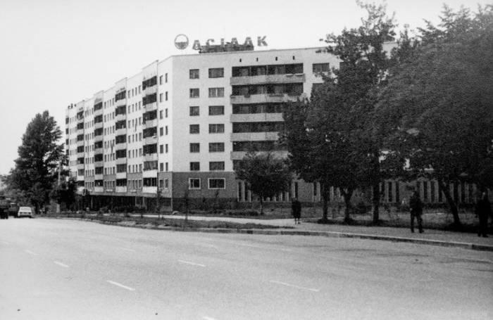 Что было на месте дома-«кочерги» на Московском проспекте. Про знаменитый «Богатырь» в Витебске