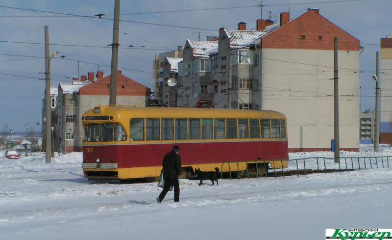 Три ужасные катастрофы витебского трамвая, про которые рассказали наши читатели