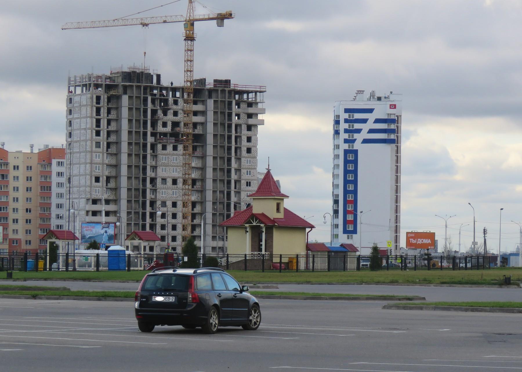 Где выбрать квартиру в Витебске