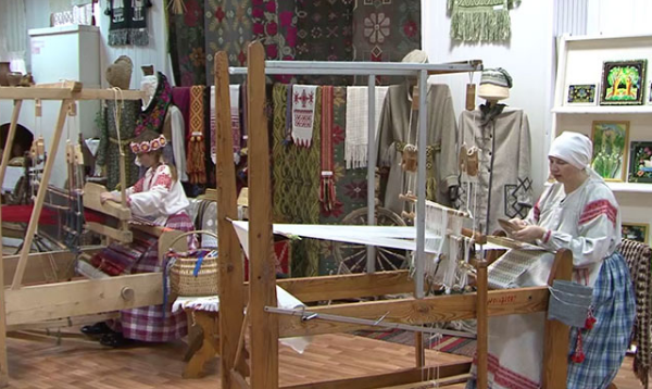 Уникальное одеяло из Лепеля может стать культурным наследием Беларуси