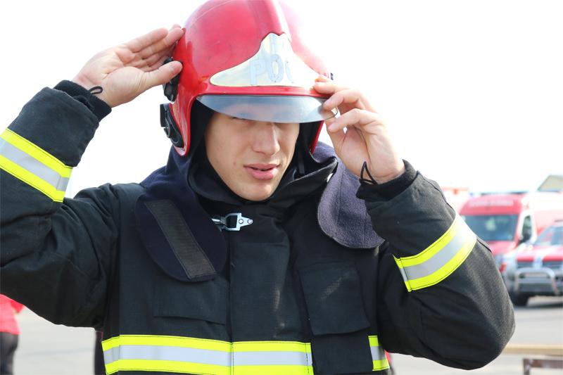 Строительство нового пожарного депо в Полоцке