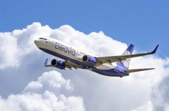 Белавиа самолет