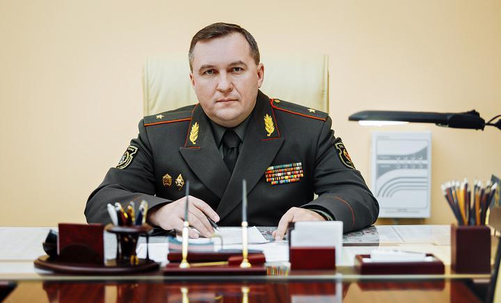 Лукашенко назначил нового министра обороны Беларуси