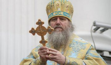 Архиепископ Витебский и Оршанский Димитрий