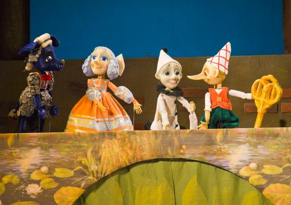 кукольный театр Витебск
