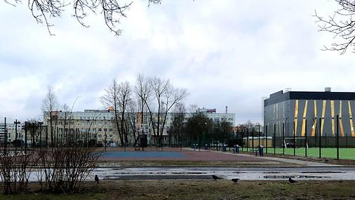 Стадион ВГУ