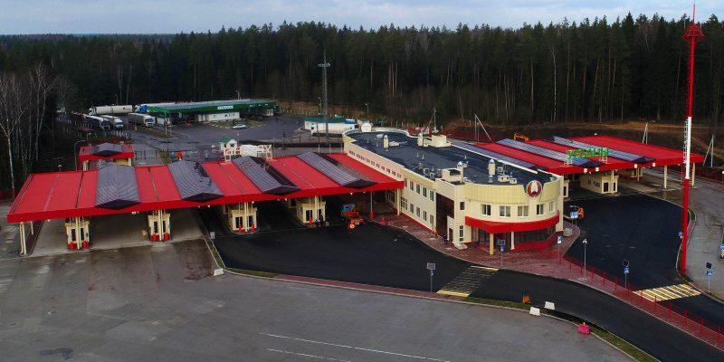 Белорусско Латвийская граница. Урбаны Витебской таможни