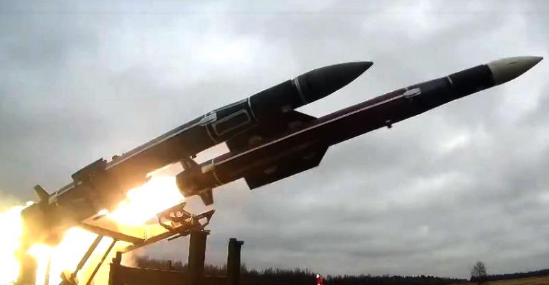 Белорусская ракета Бук