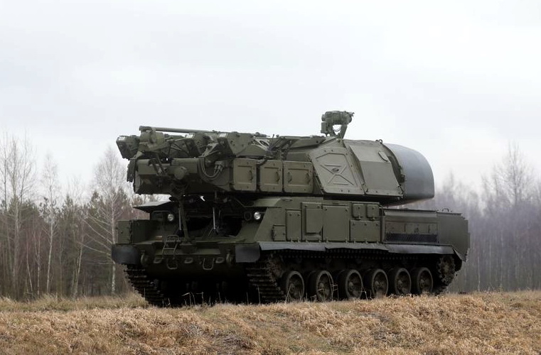В Беларуси создали и успешно испытали новую ракету, которая превосходит российский «Бук»