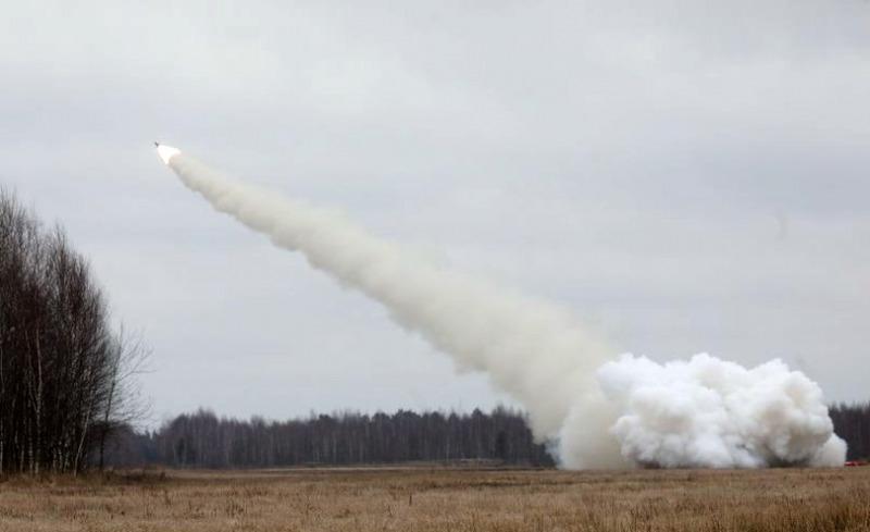 Пуст белорусской ракеты
