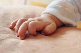 новорожденный малыш младенец