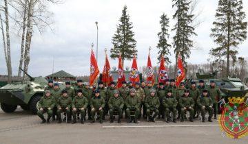 Полигон 103 Витебской бригады ВДВ Лосвидо