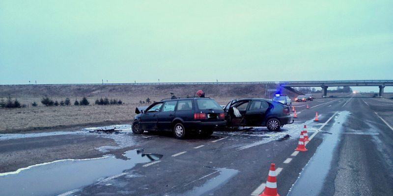 Авария Витебск