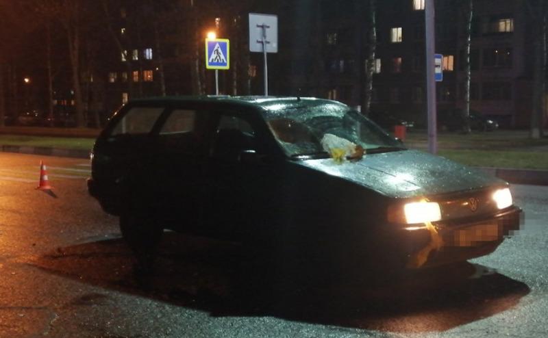 В Новополоцке будут судить водителя, сбившего человека на пешеходном переходе