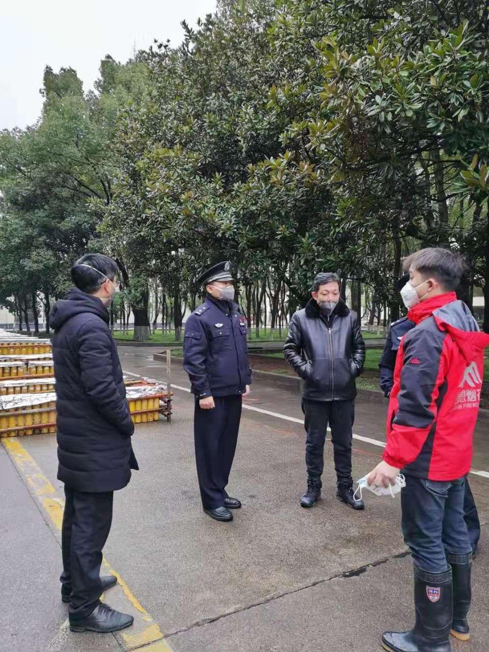 Патруль в Китае