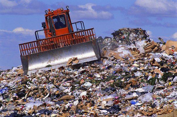 Мини-полигоны, твердые коммунальные отходы