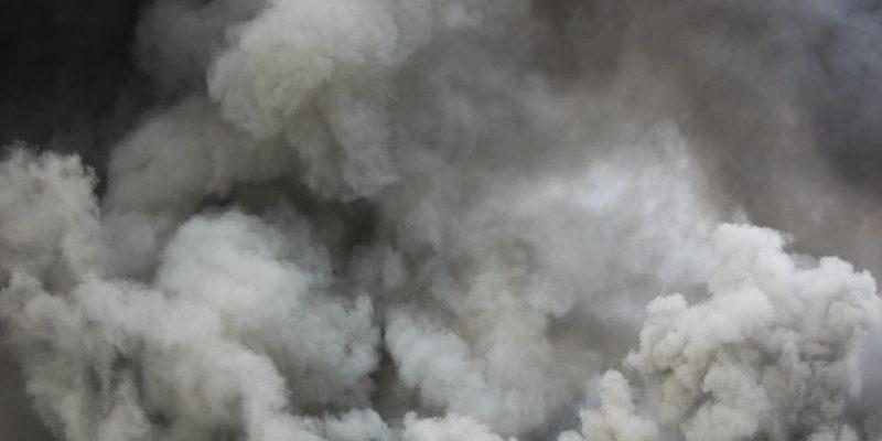 дым, задымление, пожар