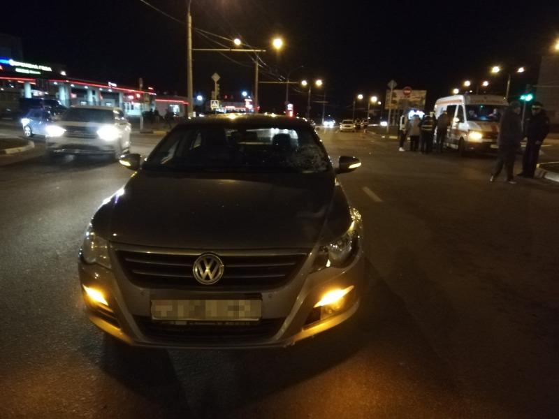 Сегодня в результате ДТП погибла 64-летняя пешеход