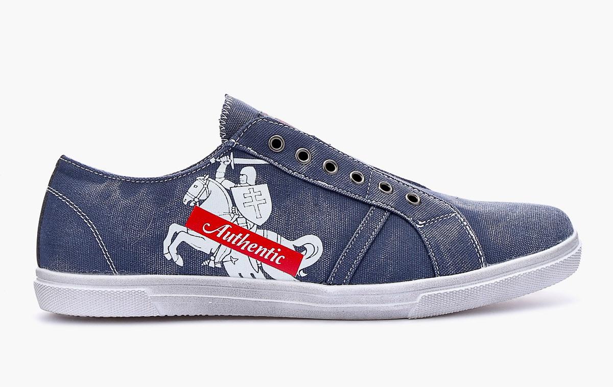 Мужская обувь с «Погоней» появилась в сети «Мегатоп»