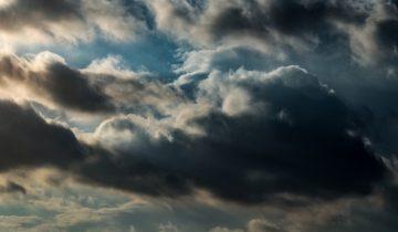 Погода, облака, пасмурно, небо, тучи, солнце