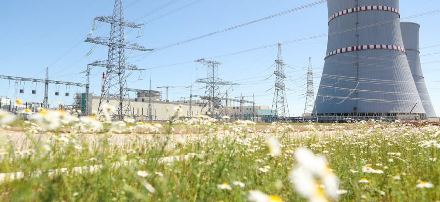 АЭС, атомная энергетика