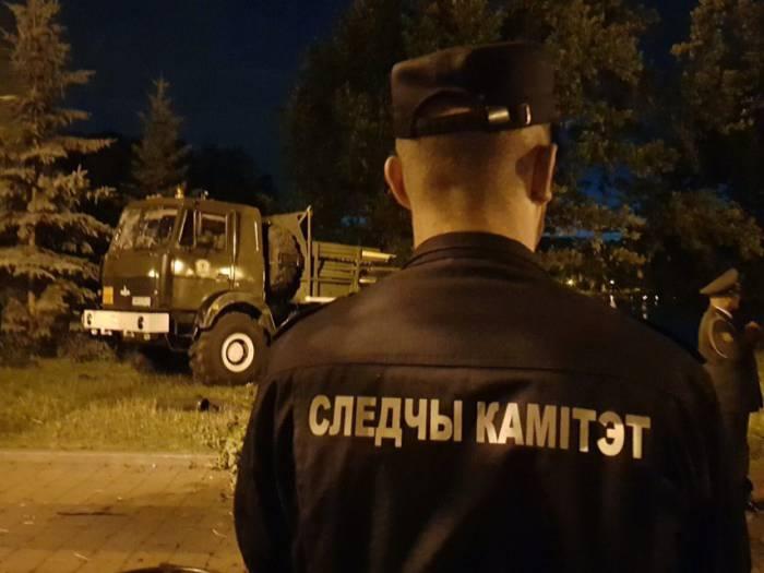 Во взрывах в Минске в День независимости виновна российская компания — СК Беларуси
