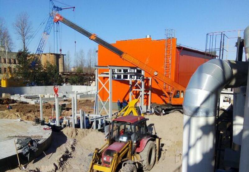 Важнейший инвестиционный проект реализуется в Витебске на РК «Северная»