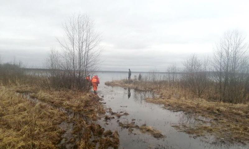 В Бешенковичском районе перевернулась лодка с рыбаками, погиб мужчина