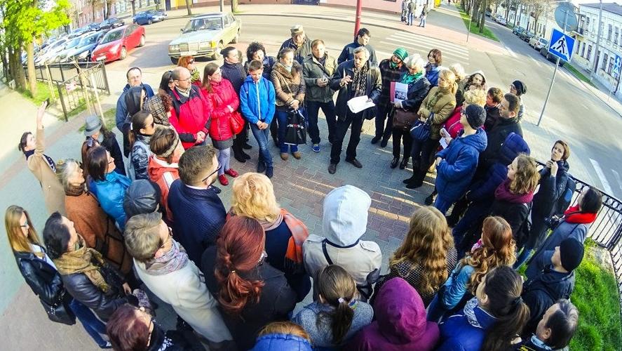 У Віцебску пройдзе 11 Фэст экскурсаводаў