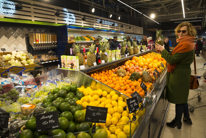 В Билево открылся супермаркет «Виталюр». А что там внутри?