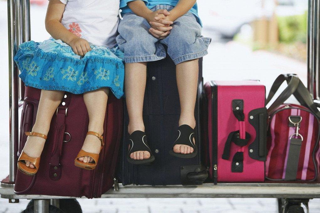 дети туризм отдых