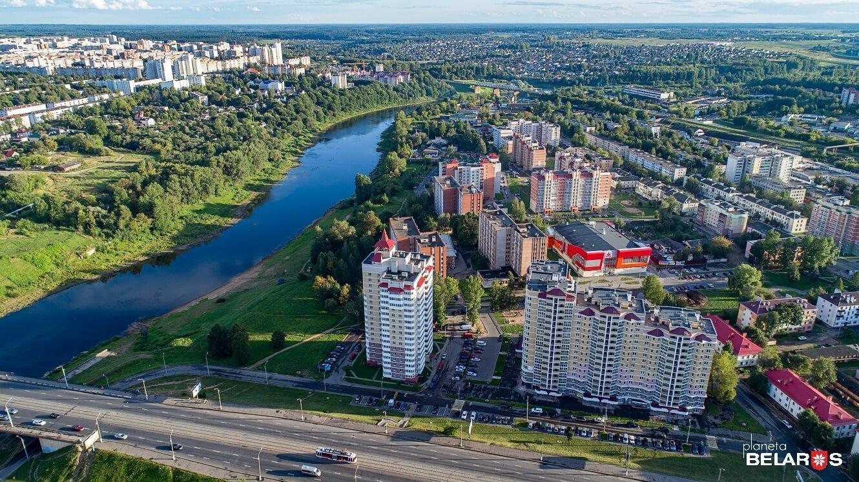 Витебск, город