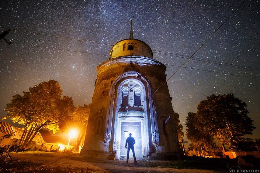 В Витебске состоялась презентация выставки «МираВоззрение» фотохудожника Юрия Велитченко