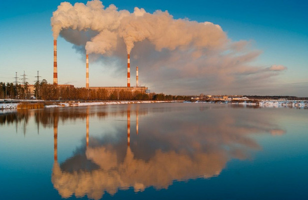 диоксид азота трубы дым