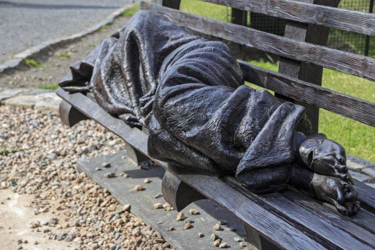Иисус бездомный