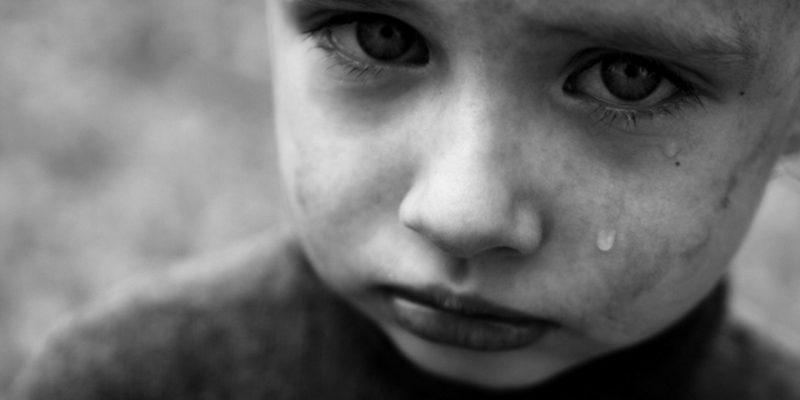 мальчик, ребенок, плачет, испуг, слезы