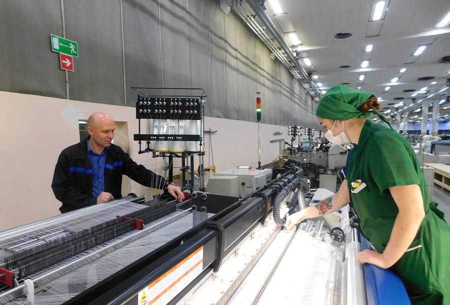 ОАО «Полоцк-Стекловолокно» инвестирует 46 млн рублей в производство электроизоляционных тканей
