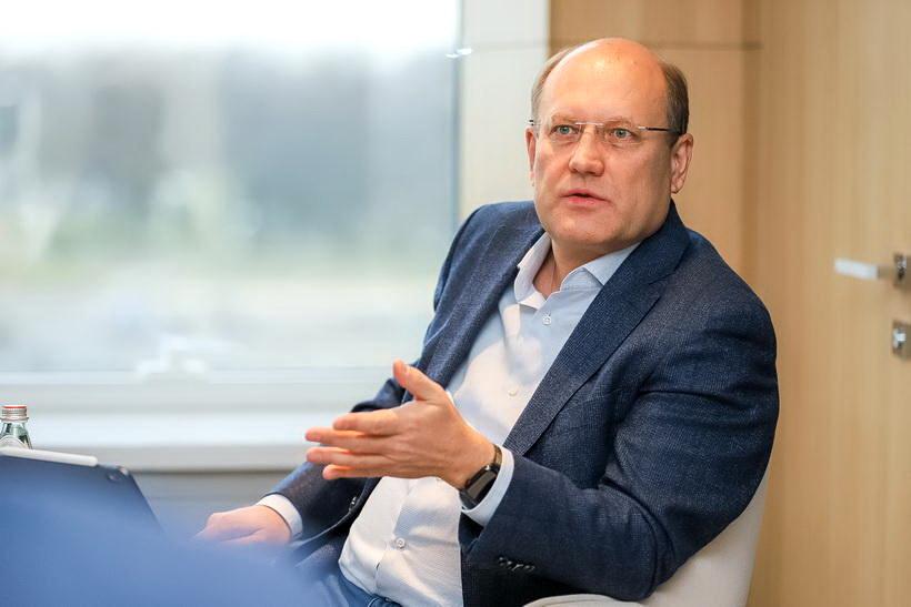 Гендиректор компании «Белвест» Юрий Суманеев рассказал о ситуации с коронавирусом