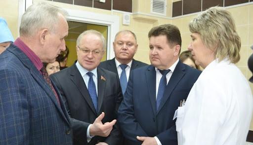 Здравоохранение Витебской области получит более 30 млн Br