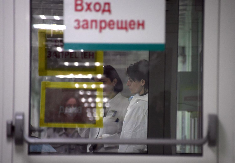 Больницы Витебска переполнены пациентами с пневмонией