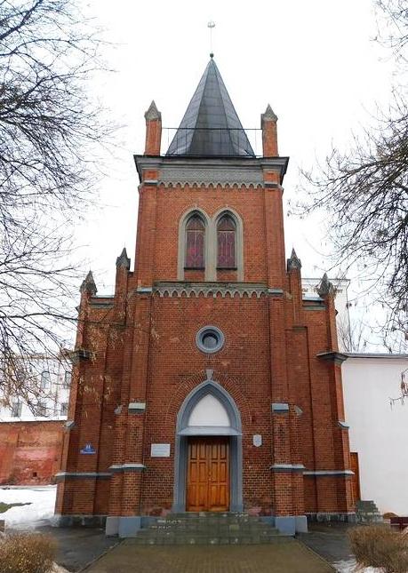 Побывать на виртуальных экскурсиях предлагает Национальный Полоцкий историко-культурный музей-заповедник