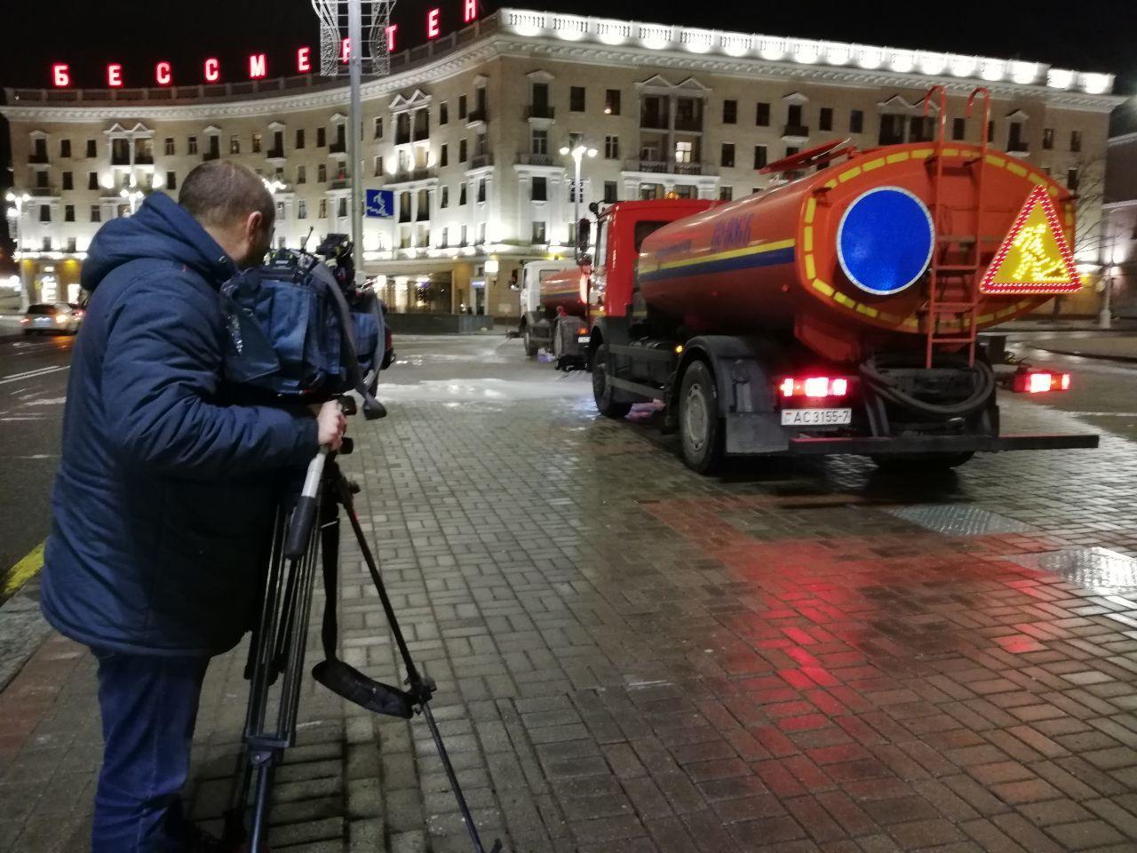 В Минске решили окончательно избавиться от коронавируса — смыть в канализацию