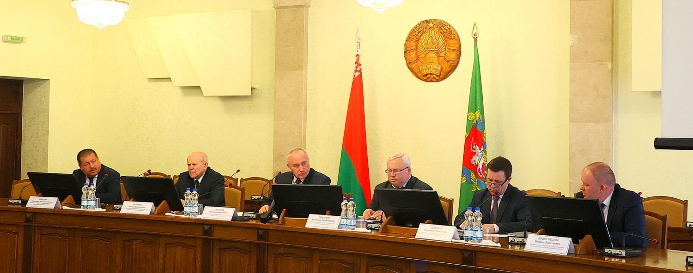 «Эта неделя будет показательной». Ситуацию в Витебске обсудили на заседании штаба по противодействию коронавирусу