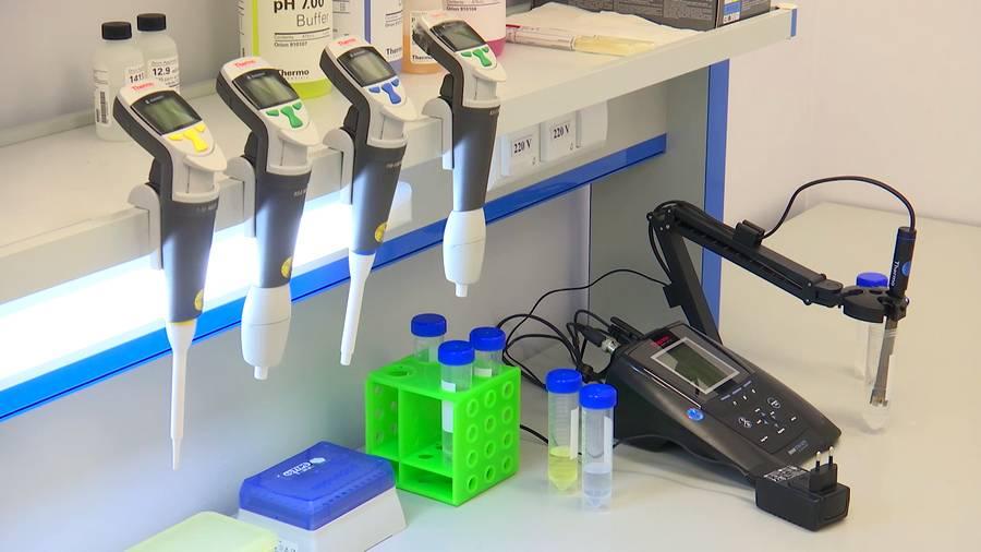 В Витебске начали массовое производство тест-систем по выявлению вируса COVID-19