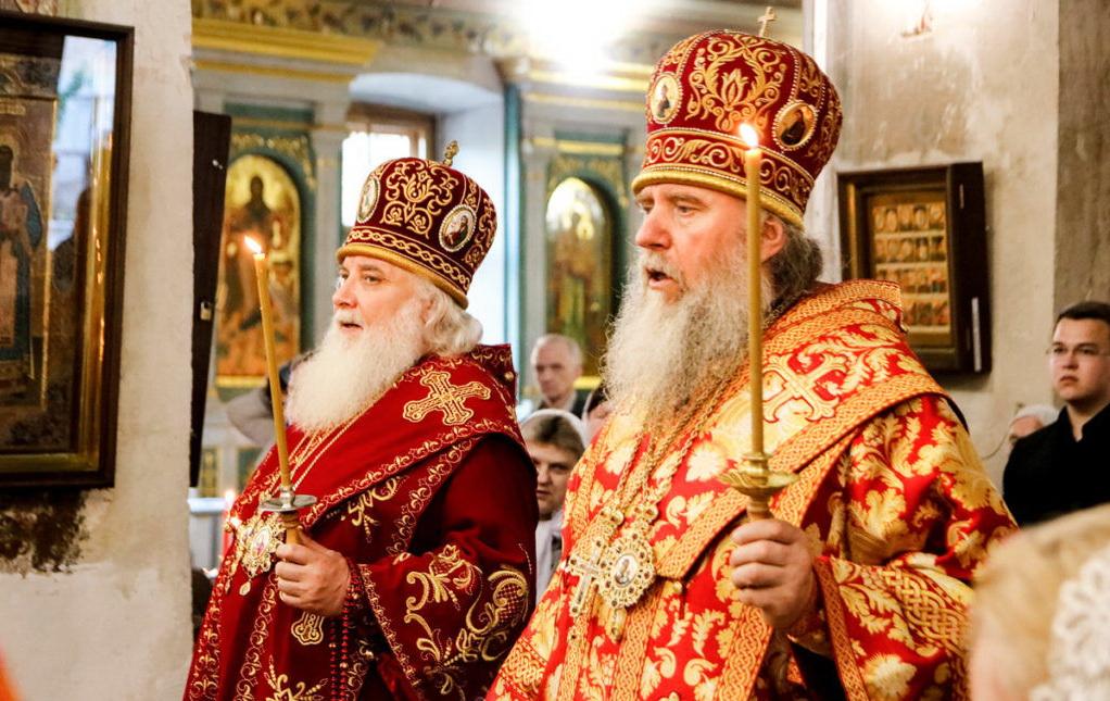 Пасхальное приветствие архиепископа Витебского и Оршанского Димитрия всем православным христианам