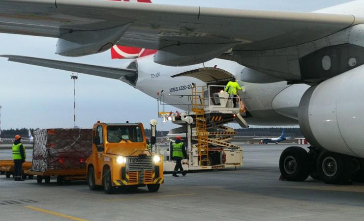 Китай прислал в Беларусь гуманитарную помощь для борьбы с коронавирусом