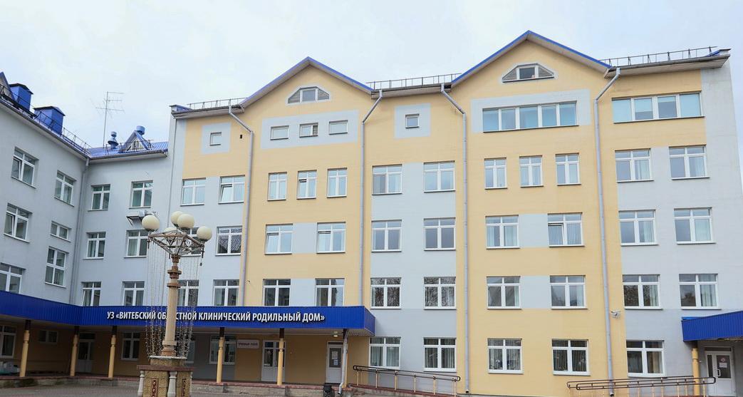 Представители депутатского корпуса передали Витебскому областному роддому средства индивидуальной защиты